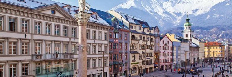 Innsbruck, Theresienstrasse