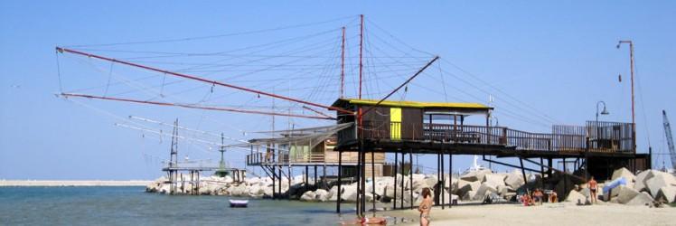 Pescara Strand pescara als budgetbestemming goedkoop naar pescara in italië