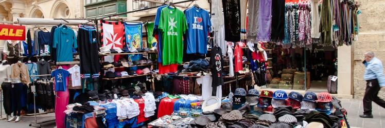 malta-winkelen